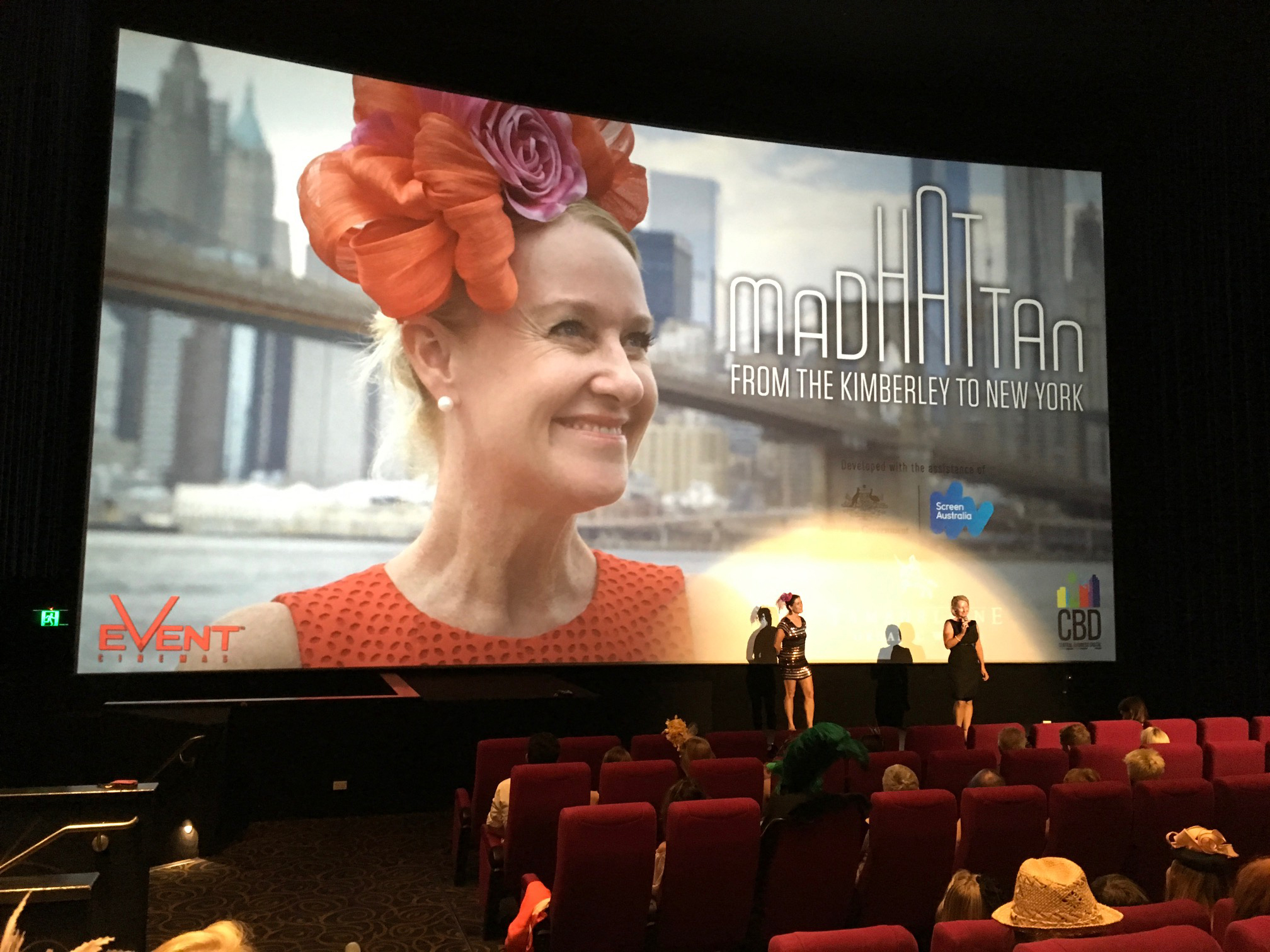 Madhattan Premiere at Event Cinemas